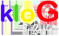 kloG BG лого бял надпис