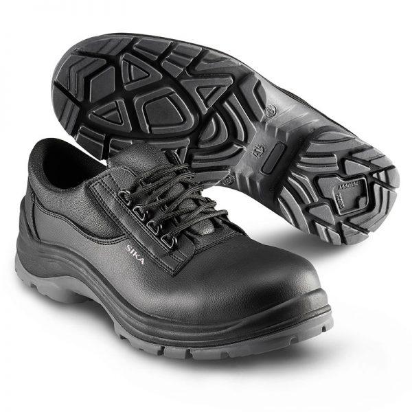 работни обувки с връзки Сика / Sika Footwear Beat Low черни