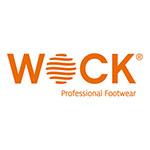 WOCK професионални обувки лого