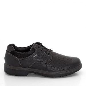 Мъжки кожени обувки Ара / ara GTX 11-24401-11 с Gore-Tex технология поглед отстрани