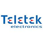 Teletek Electrinics лого