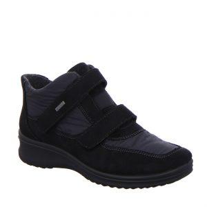 Дамски високи обувки с топла подплата Ара / ara 12-48505-61 външен изглед отпред