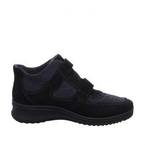 Дамски високи обувки с топла подплата Ара / ara 12-48505-61 вътрешен изглед отстрани