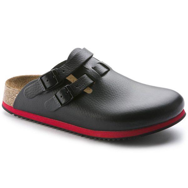 професионални работни чехли с мека подметка Биркенщок / Birkenstock Kay SL поглед отвън