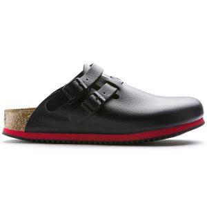 професионални работни чехли с мека подметка Биркенщок / Birkenstock Kay SL поглед отстрани