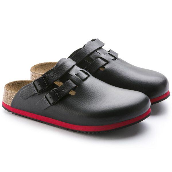 чифт професионални работни чехли с мека подметка Биркенщок / Birkenstock Kay SL поглед отвън