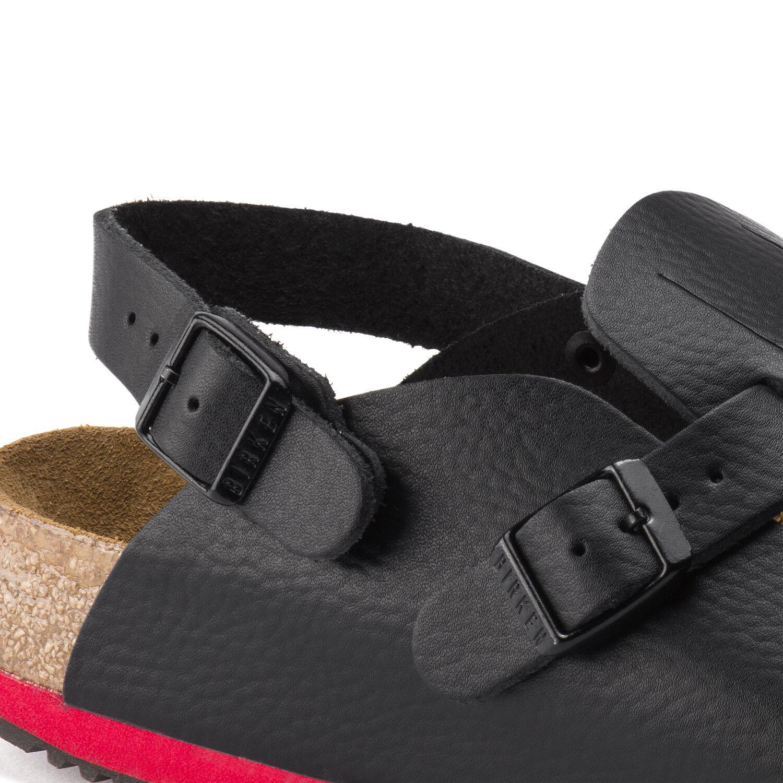 професионални работни чехли с мека подметка Биркенщок / Birkenstock Kay SL подвижна каишка