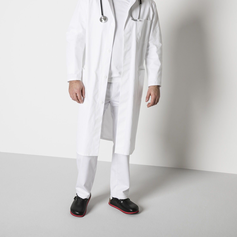 доктор с чифт професионални работни чехли с мека подметка Биркенщок / Birkenstock Kay SL