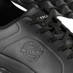работни обувки със спортен дизайн Сика / Sika Footwear Bubble 50012 Step детайл лого