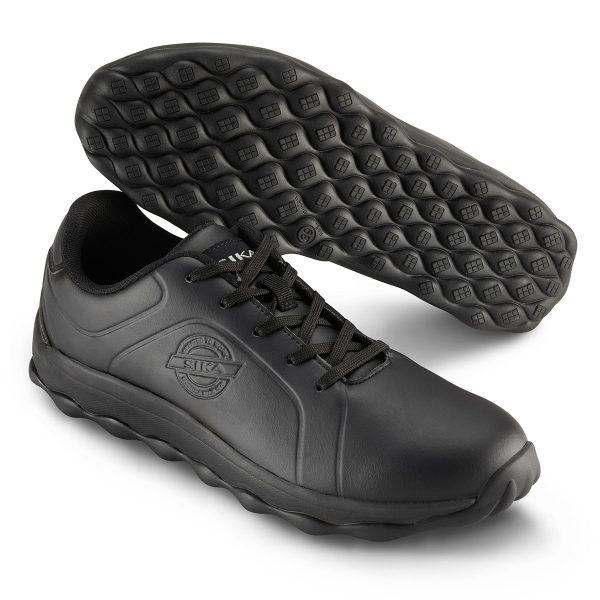 Работни обувки със спортен дизайн Сика / Sika Footwear Bubble 50012 Step - микрофибър, черни
