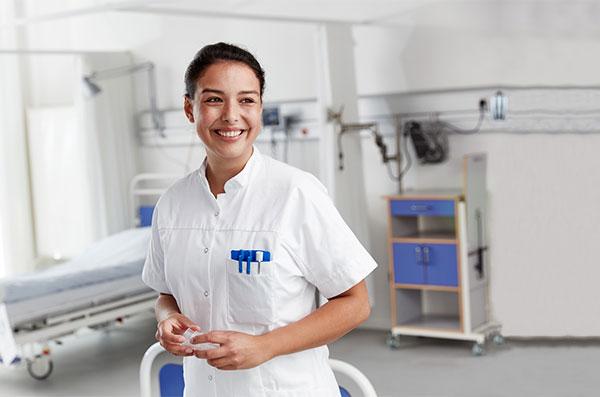 медицинска сестра като професия за професионалните обувки SIKA