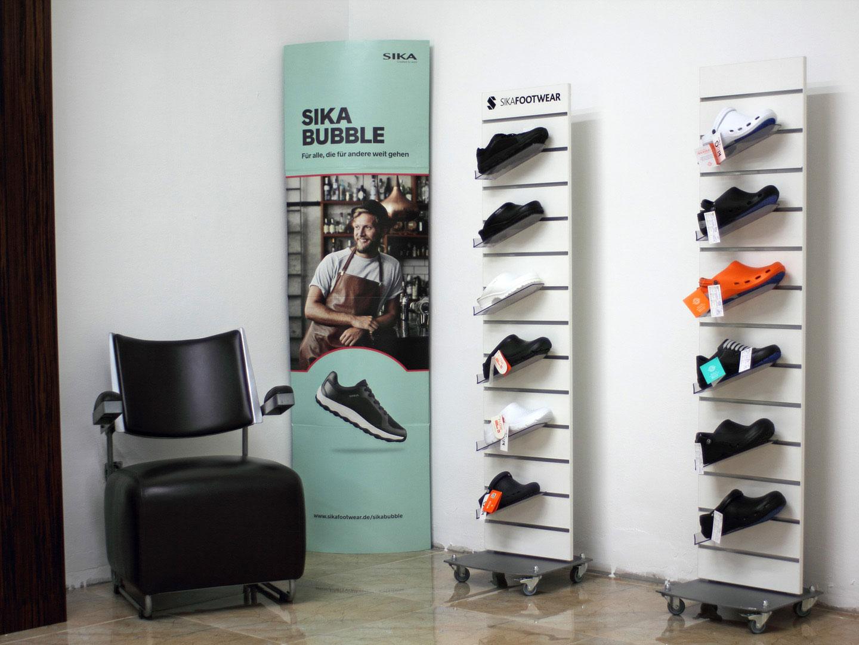 магазин за обувки kloG 2 в град София интериор снимка 5