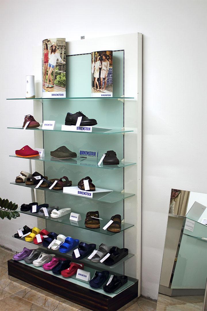 магазин за обувки kloG 2 в град София интериор снимка 10
