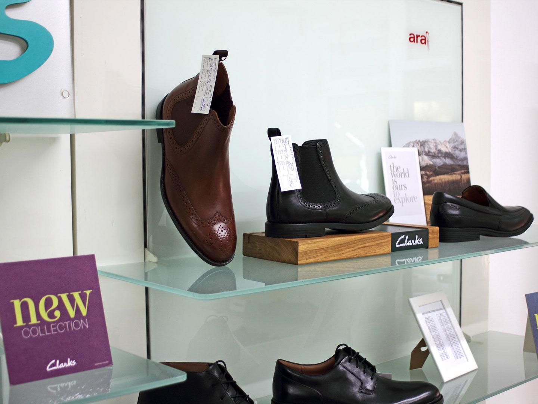 магазин за обувки kloG 2 в град София интериор снимка 12