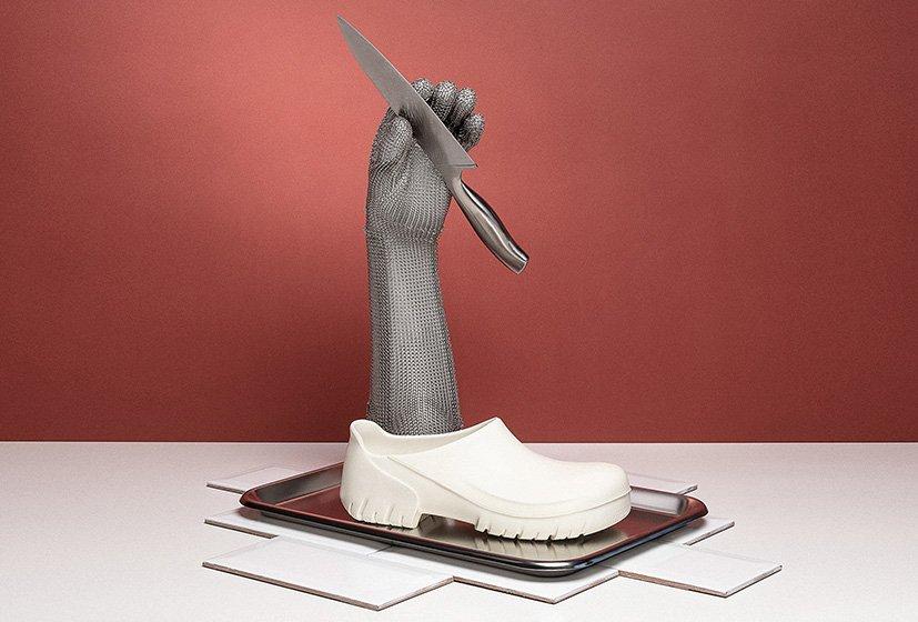 професионални работни обувки BirkenStock за персонал
