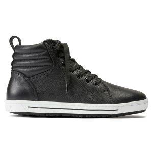 високи професионални обувки от ест. кожа Биркенщок / Birkenstock QO 700 NL поглед отстрани