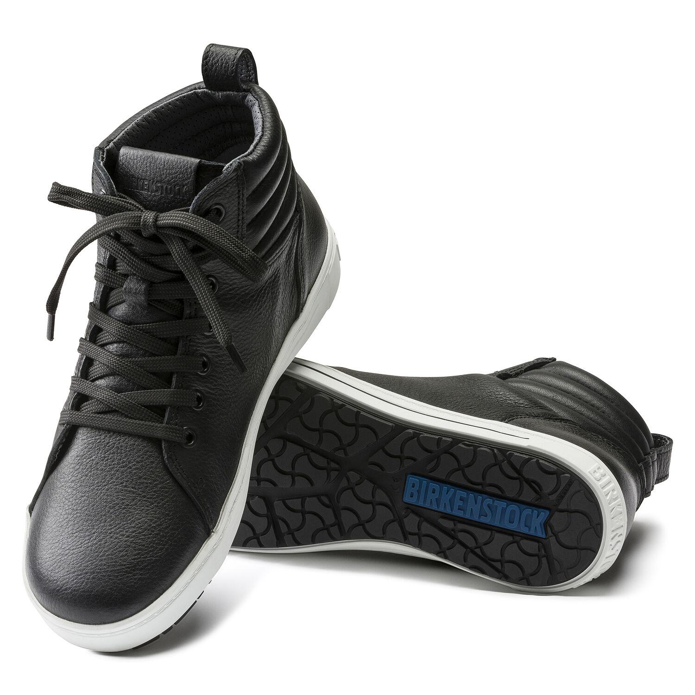 чифт високи професионални обувки от ест. кожа Биркенщок / Birkenstock QO 700 NL подметка