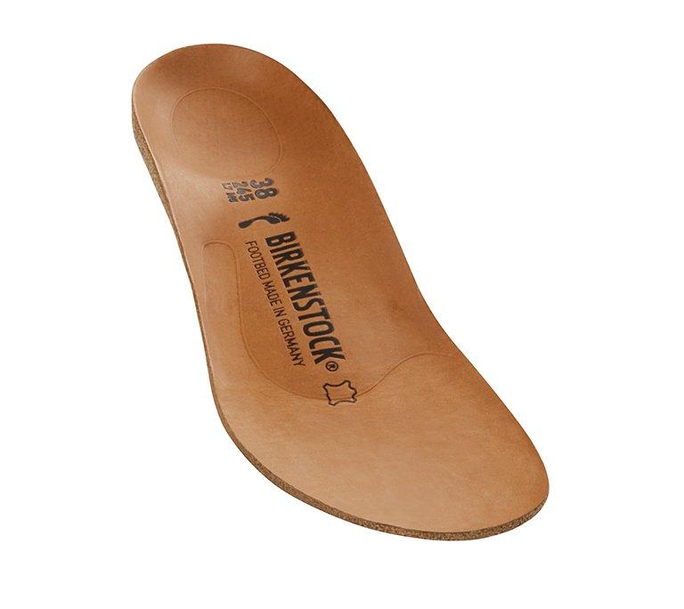 анатомична стелка на професионални обувки от ест. кожа Биркенщок / Birkenstock QO 700 NL