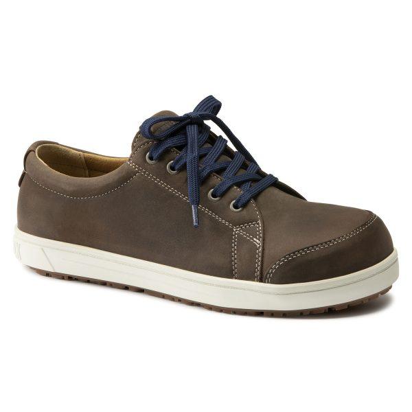 работни обувки с връзки Birkenstock QS 500 NL поглед отпред