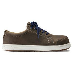 работни обувки с връзки Birkenstock QS 500 NL поглед отстрани