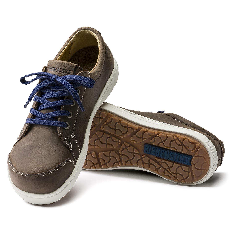 чифт работни обувки с връзки Birkenstock QS 500 NL подметка