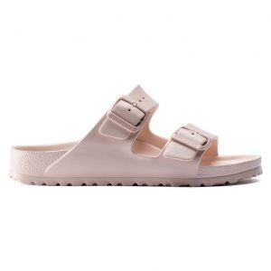 Дамски джапанки BIRKENSTOCK Arizona Eva Rose - розови поглед отстрани