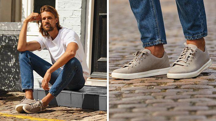 Clarks мъжки модели обувки сезон 2020 ежедневни