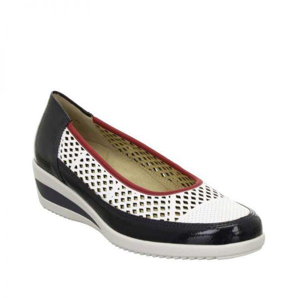 Дамски перфорирани обувки Ара / ara 12-30666-06