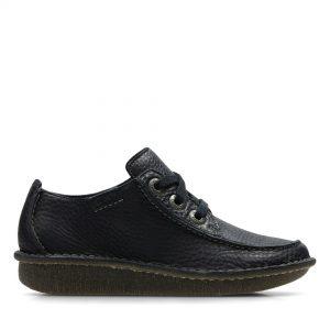 Дамски обувки Clarks Funny Dream тъмно сини - снимка 2