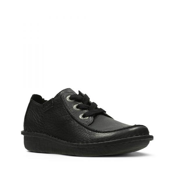 Дамски обувки Clarks Funny Dream черни - снимка 1