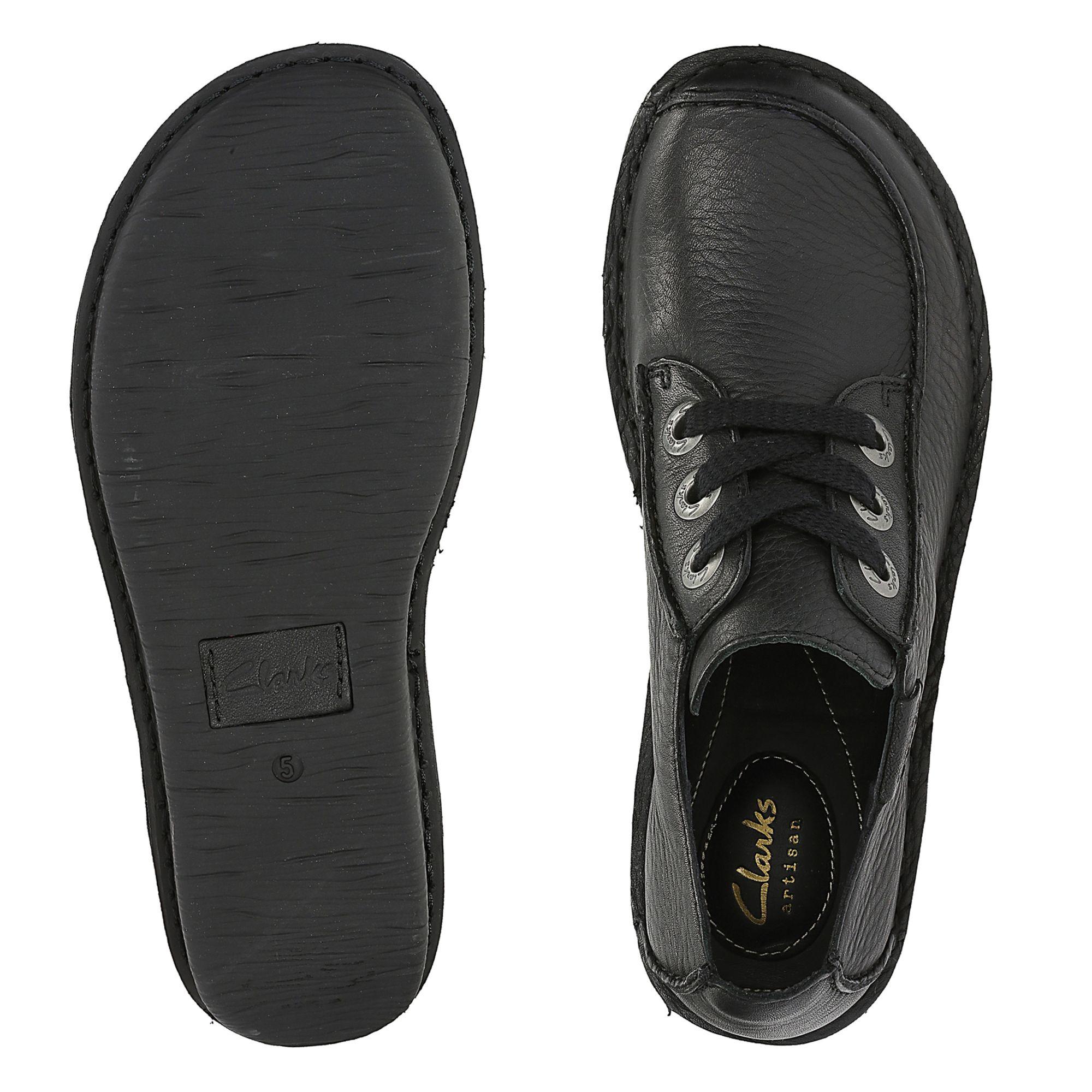 Дамски обувки Clarks Funny Dream черни - снимка 7