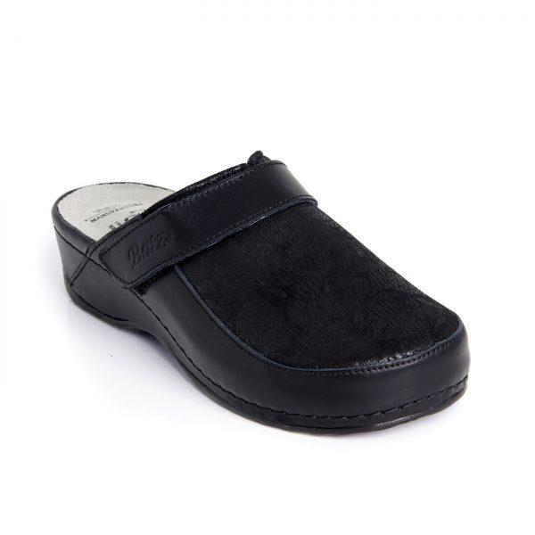 обувки Batz Elena черни - снимка 1