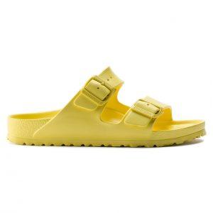 Дамски джапанки Birkenstock Arizona Eva Vibrant Yellow 1014611 ярко жълти - снимка 2