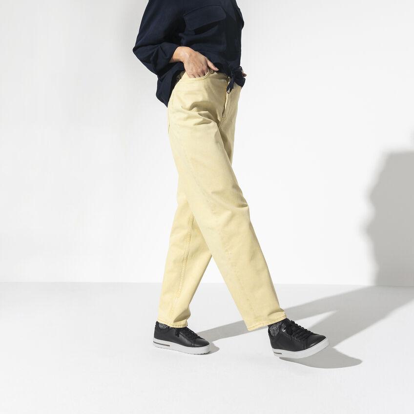 обувки Birkenstock Bend Low LENA black 1017721 - снимка 8