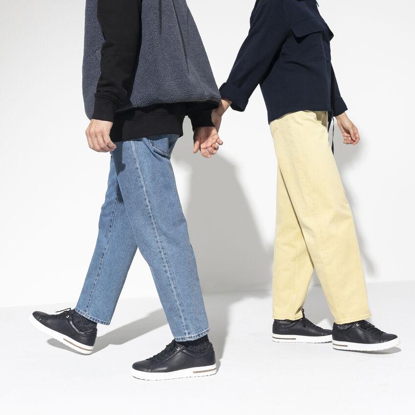 обувки Birkenstock Bend Low LENA black 1017721 - снимка 9