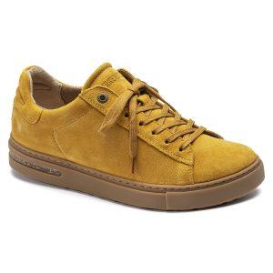 Дамски ежедневни спортни обувки с връзки Birkenstock Bend Low LEVE Ochre - снимка 1