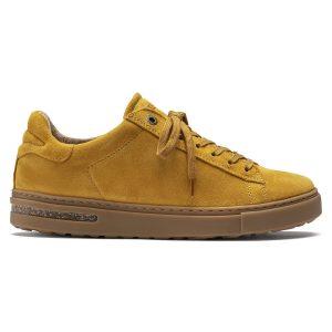Дамски ежедневни спортни обувки с връзки Birkenstock Bend Low LEVE Ochre - снимка 2