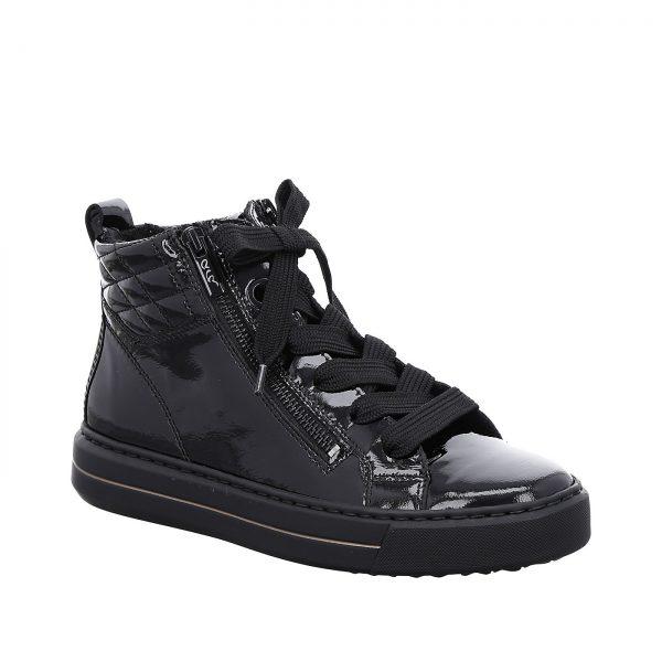 Дамски спортни обувки с цип ara 12-47494-11 - снимка 1