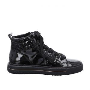 Дамски спортни обувки с цип ara 12-47494-11 - снимка 2