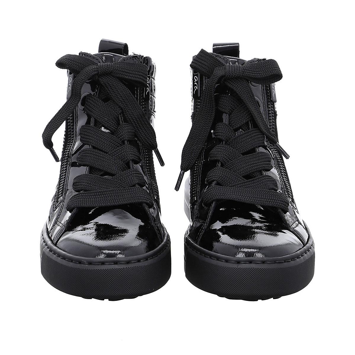 Дамски спортни обувки с цип ara 12-47494-11 - снимка 5