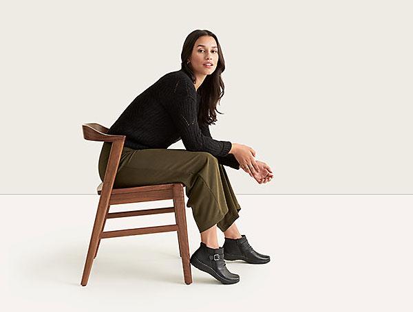 дамски обувки есен-зима 2021