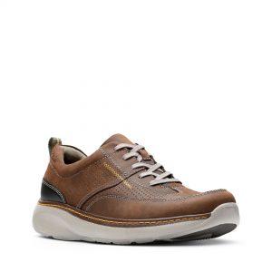 голям размер мъжки обувки clarks charton mix - снимка 1