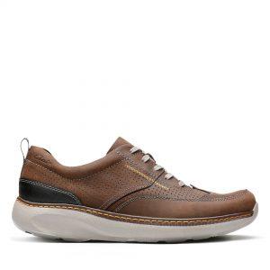голям размер мъжки обувки clarks charton mix - снимка 2