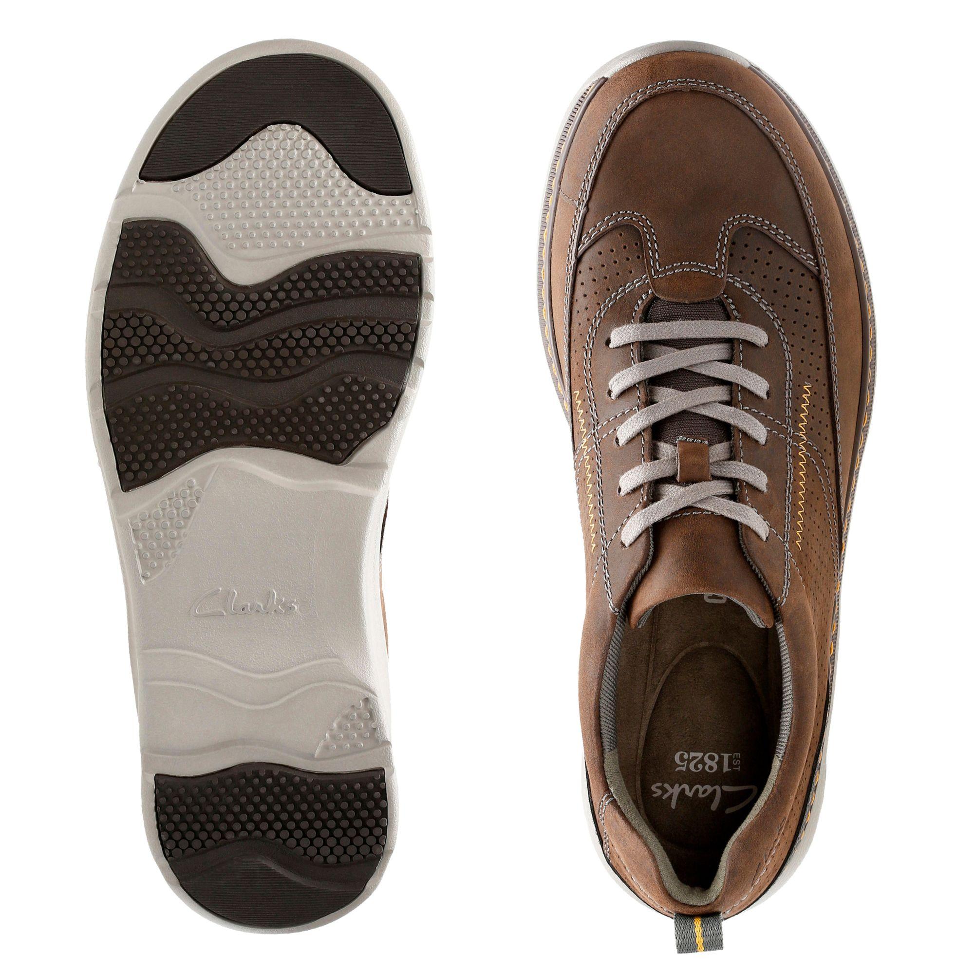 голям размер мъжки обувки clarks charton mix