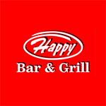 лого Happy Bar & Grill - клиент на kloG BG