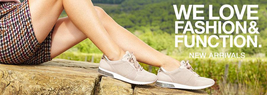 дамски обувки ara визии пролет-лято 2021