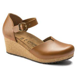 Дамски отворени обувки с дебела подметка Birkenstock Mary Ring-Buckle - снимка 1