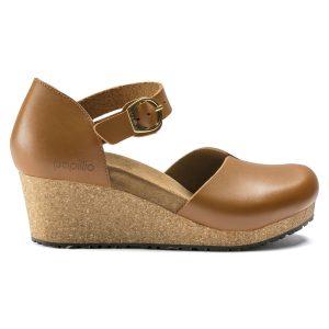 Дамски отворени обувки с дебела подметка Birkenstock Mary Ring-Buckle - снимка 2