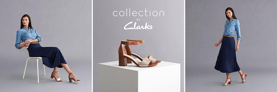 дамски обувки Clarks - визия пролет 2021