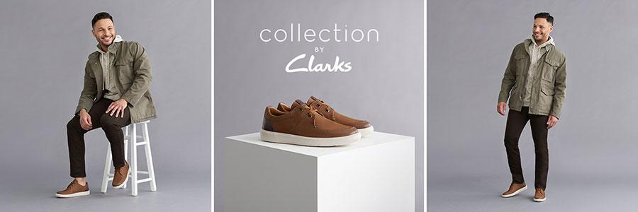 мъжки обувки Clarks - визия пролет 2021